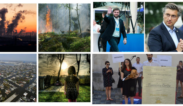 Vlada klimatska kriza