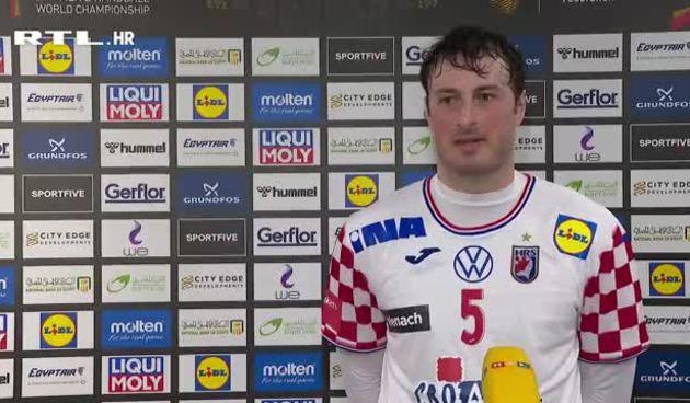 Domagoj Duvnjak: Jako teška utakmica (thumbnail)