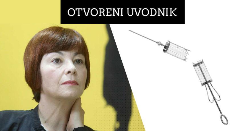 Afera s cijepljenjem 'preko reda' nije ništa novo u hrvatskom zdravstvu u kojem vlada strukturna korupcija. Za RTL.hr piše Nataša Škaričić