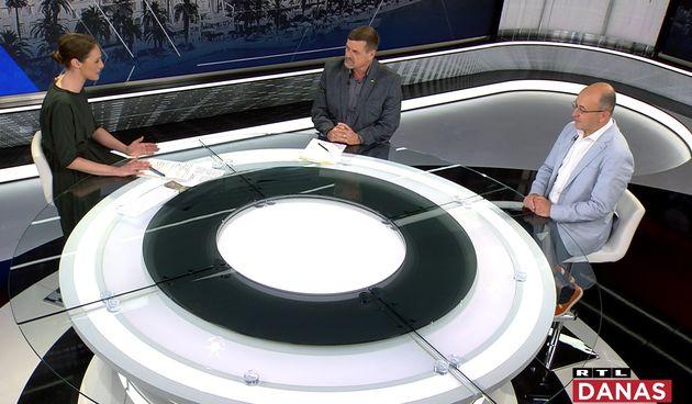 Krešimir Macan, Dražen Lalić