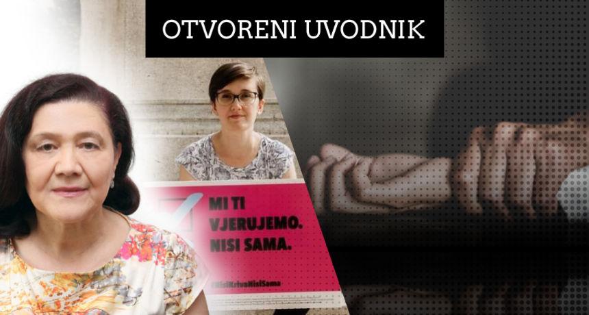 Mučna i strašna realnost seksualnog zlostavljanja kroz koji prolazi nevjerojatno velik broj naših sestara, kćeri, majki...
