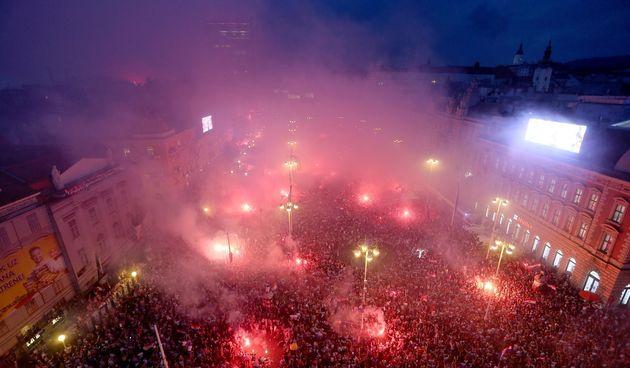 Hrvatska je dočekala svoje heroje: Ovo su trenuci koje ćemo još dugo pamtiti