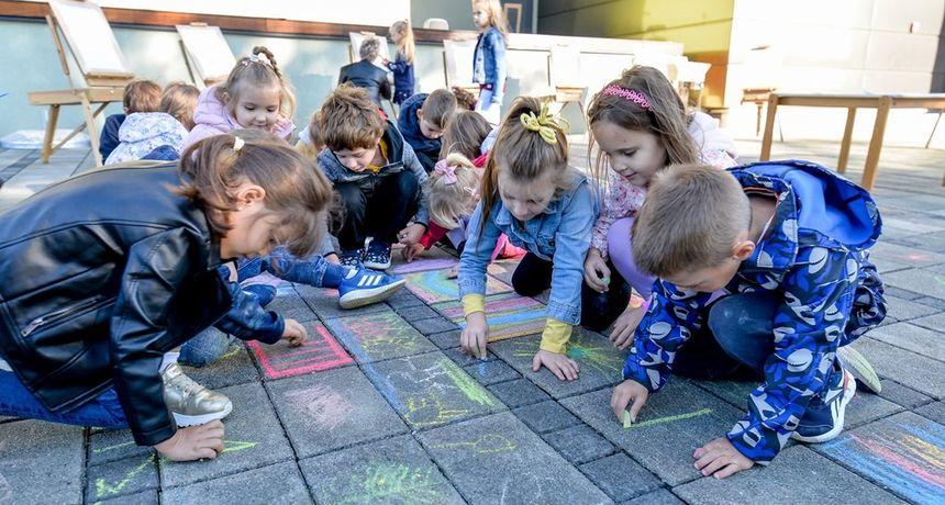 FOTO U Novom Marofu obilježen Dječji tjedan, petu godinu zaredom