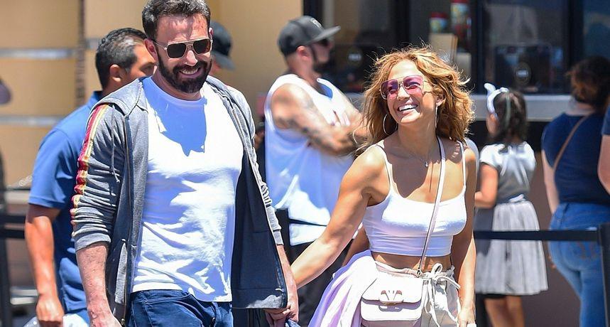 Jennifer Lopez i Ben Affleck postali 'Instagram službeni': Pogledajte prvu fotografiju