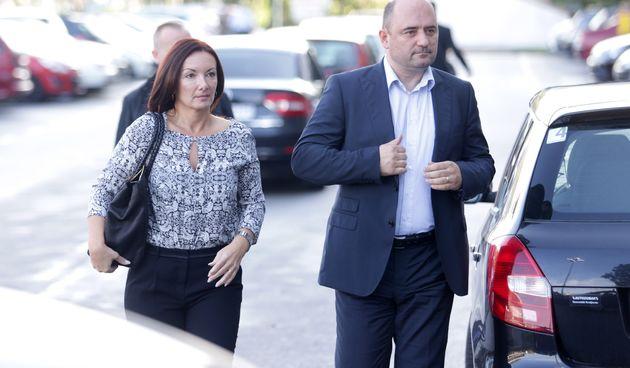 Karmen i Milijan Brkić