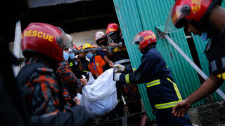 Više od 50 mrtvih u požaru tvornice u Bangladešu