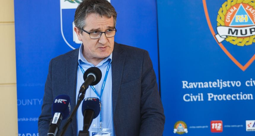 Dr. Karuc: Broj pacijenata raste iz dana u dan, a bude li potrebe OB Zadar će postati COVID-bolnica