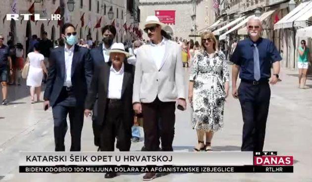 Šeik u Dubrovniku  (thumbnail)