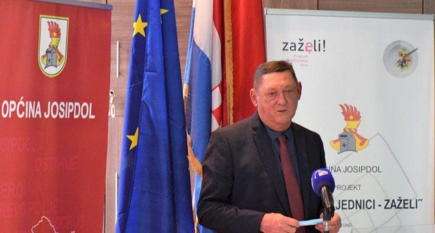 Ogorčeni načelnik Josipdola koji se našao pred Povjerenstvom za sukob interesa tvrdi da je žrtva urote: Sukobio sam se s bivšim popom i njegovom obitelji