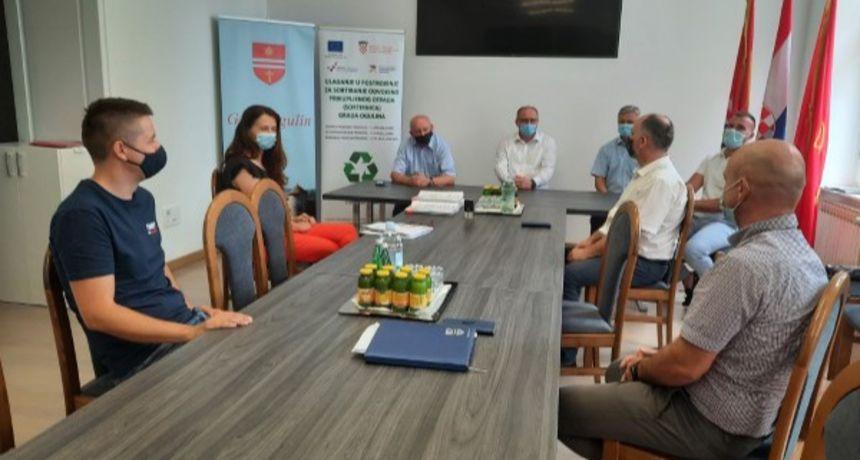 Grad Ogulin gradit će sortirnicu otpada - cilj je povećanje recikliranja komunalnog otpada i ponovna uporaba materijala