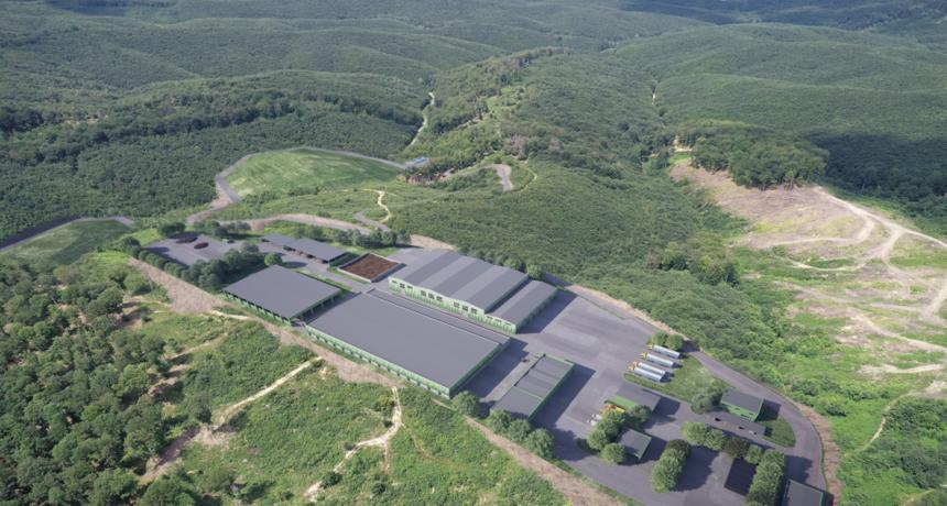 Babina gora slavi 15 godina od kad je odlučeno da tamo bude centar za gospodarenjem otpadom. No, centar postoji samo na papiru
