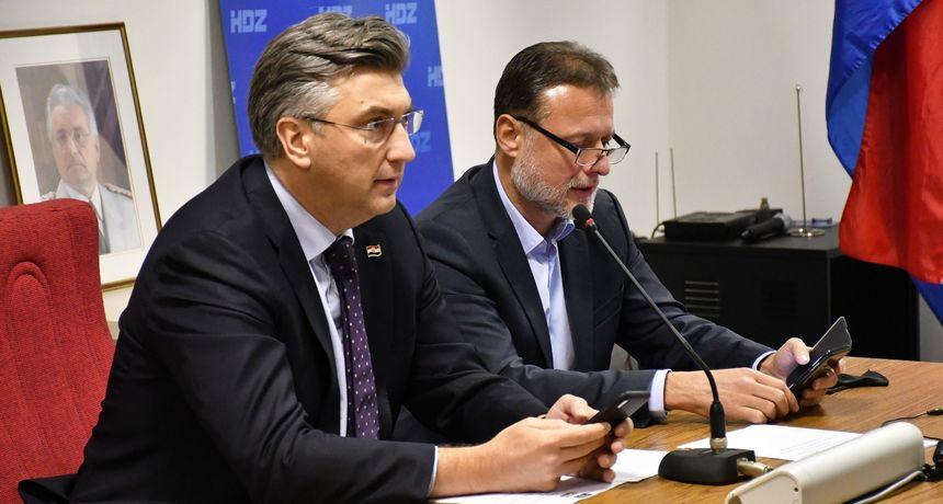 Određen datum! Izbori za šefa HDZ-a, zamjenika i četiri potpredsjednika 15. ožujka