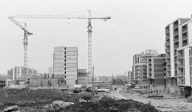 gradnja grabrika 1980