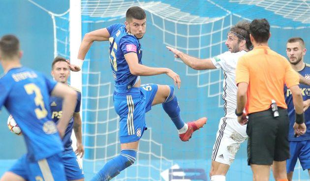 Dinamo - Slaven Belupo