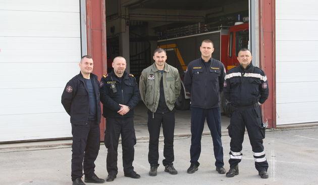 Osječki vatrogasci za legu Petrinjca prikupili gotovo 85 tisuća kuna