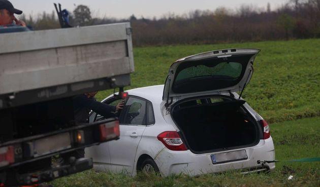U frontalnom sudaru između Štefanca i Čakovca poginula je jedna žena