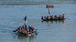 Na Boroviku održana slavonska verzija 'Maratona lađa'