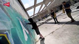 GLASNO! Hip-hop Osijek - The Jazz style (thumbnail)