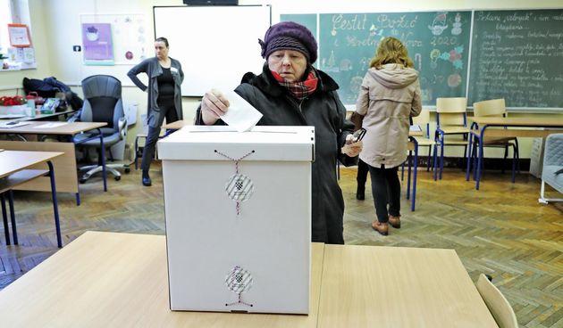 izbori, glasanje, birališta