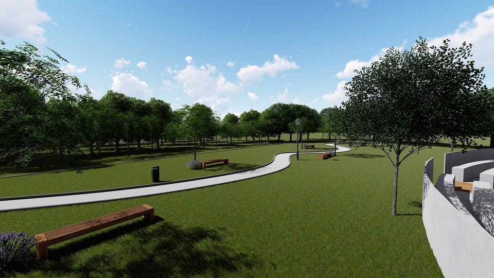Sportsko rekreacijski park Strahoninec