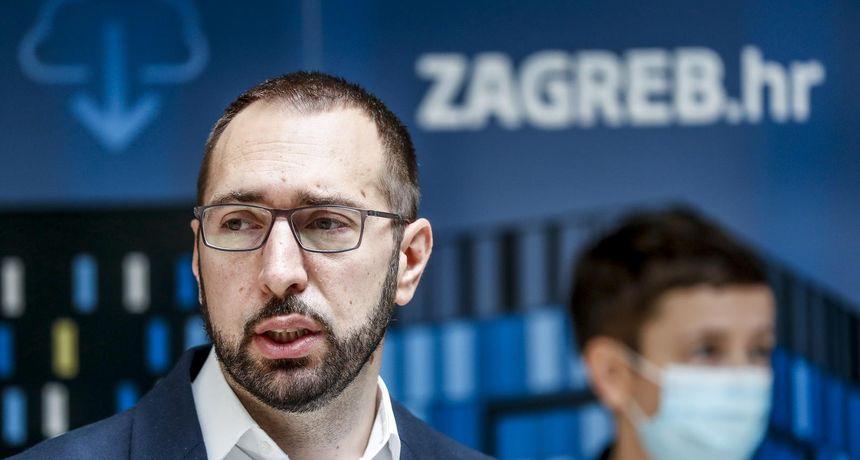 MUP o razgovorima PNUSKOK-a u Gradskoj upravi na kojima je sudjelovao i Tomašević: 'Sve je uređeno Zakonom'