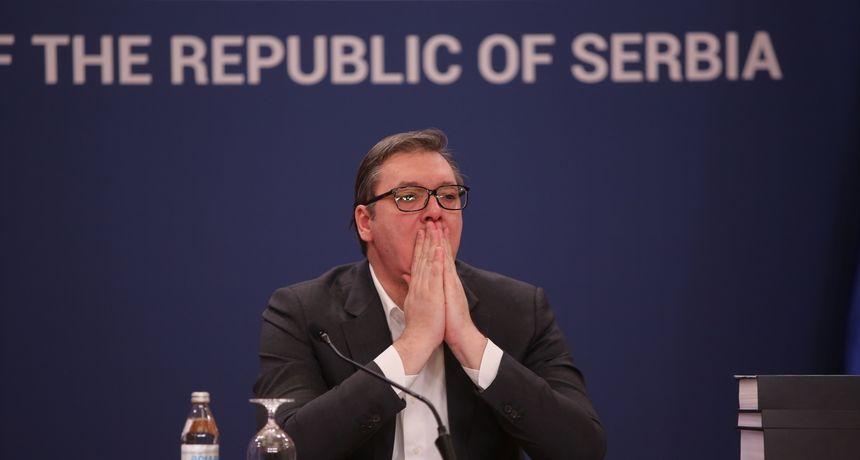Srpska javnost je zgrožena: Vučić na televiziji pokazao tijela ubijenih navijača