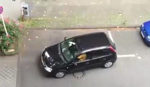 Vječite muke po bočnom parkiranju: 'I ona smije ići glasati?' (thumbnail)