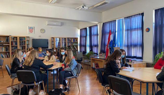 Učenici Ekonomsko-birotehničke i trgovačke škole na stručnom usavršavanju u Zaragozi