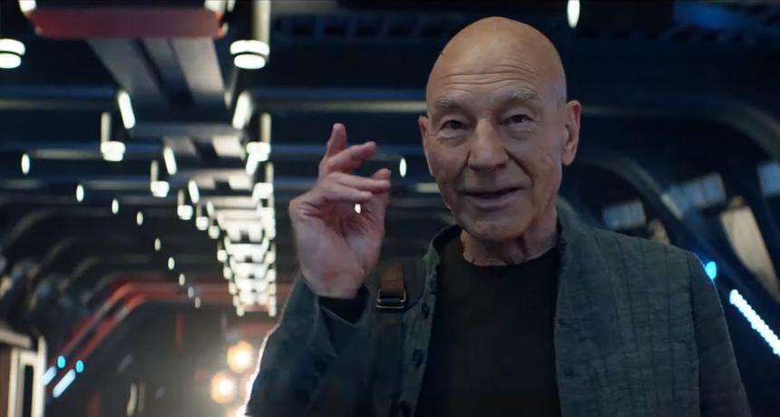 Picard se vraća u svemir! – objavljen je spektakularni trailer za nastavak 'Zvjezdanih staza' koji je oduševio trekovce diljem svijeta