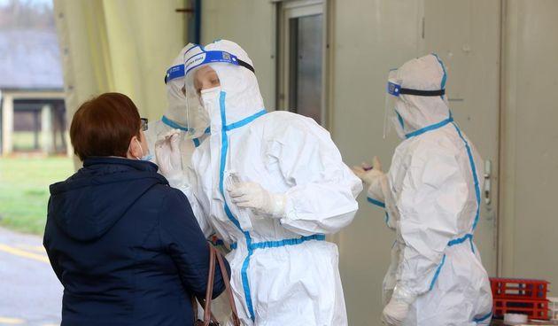 testiranje koronavirus