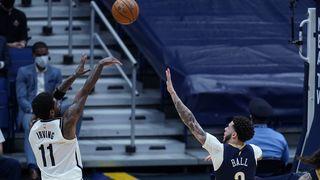 Pelicans - Nets