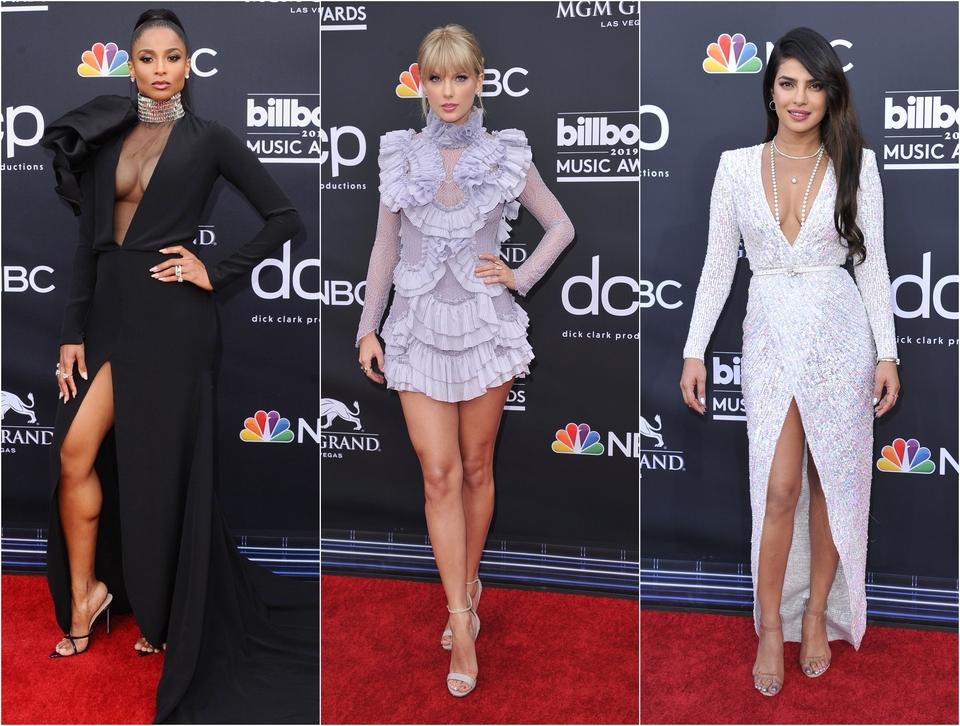 Najbolje odjevene dame na dodjeli nagrada Billboard