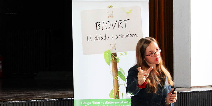 Gredica i Biovrt: 'Svijet neće nahraniti korporacije, nego mali proizvođači'