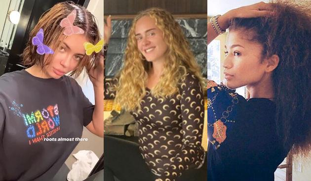 Poznate dame s prirodnom kosom