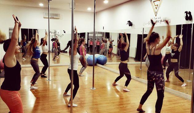 fitnes studio she