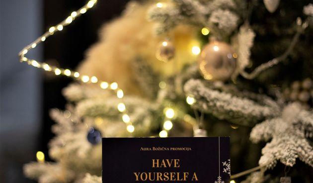 Aura Beauty stvara božićnu čaroliju