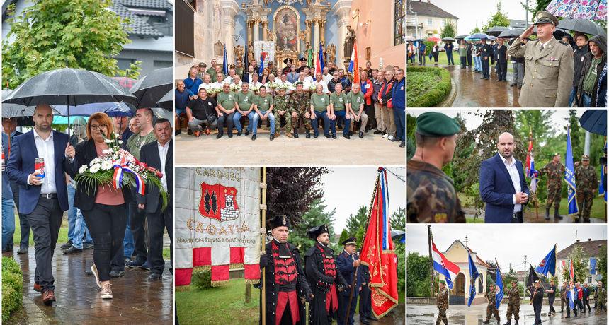 VIDEO I FOTO U Goričanu obilježen Dan pobjede i domovinske zahvalnosti i Dan hrvatskih branitelja