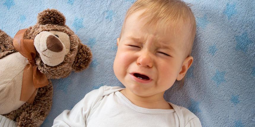 Noćni strahovi kod beba: Razlog tjeskobe svakog roditelja