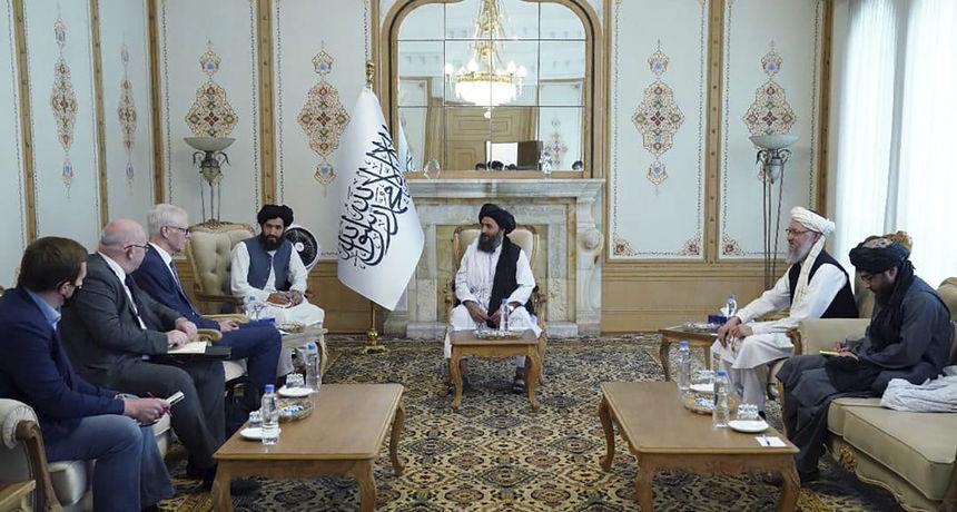 Talibani će se sastati s dužnosnicima EU: 'Želimo pozitivne odnose sa svima. To može spasiti Afganistan od nestabilnosti'