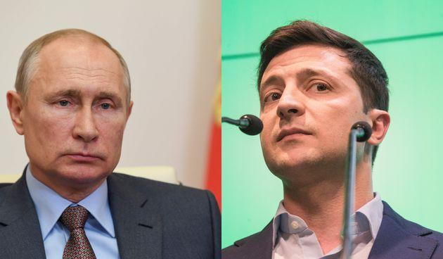 Napeti odnosi između Ukrajine i Rusije: Zelenskij tvrdi da Putin odbija razgovor, Kremlj to odbacuje