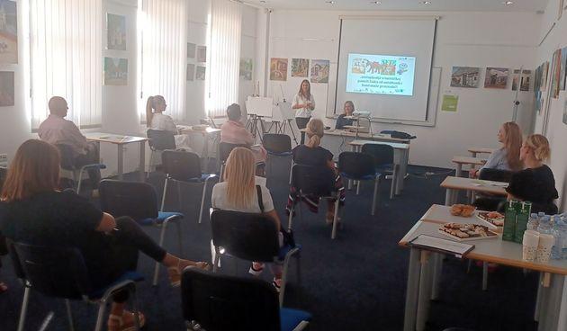 AGRRA, Benkovac, predavanje, CCI4TOURISM