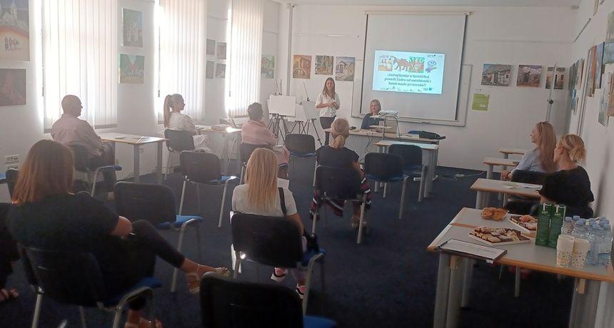 U Benkovcu održana predavanja u sklopu projekta CCI4TOURISM