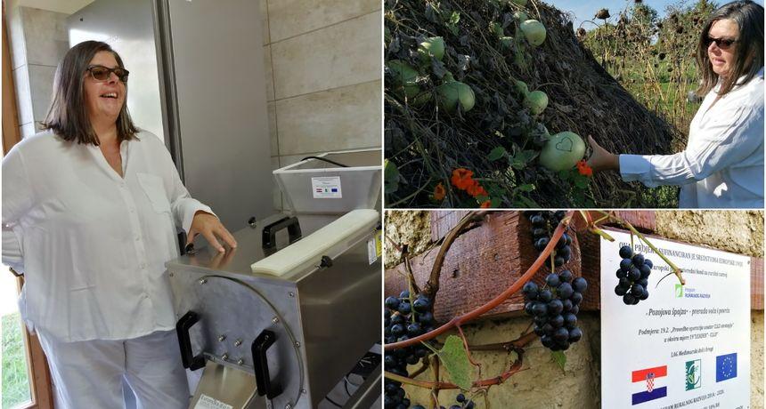 OPG HREN Imanje Pozojov vrčak uspješno objedinjuje ekološku proizvodnju i aktivni turizam