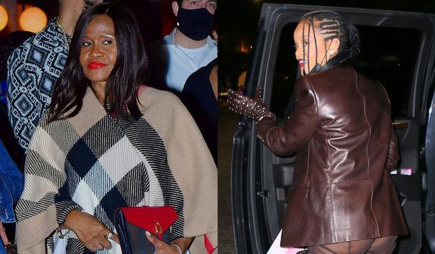 Rihanna i majka Monica Braithwaite