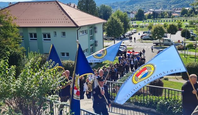 Obilježena 30. obljetnica oslobođenja vojnog skladišta Varaždin Breg – Banjščina te Dan branitelja grada Novog Marofa