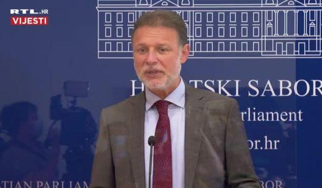 Jandroković o novom načinu rada u Saboru: 'Broj zastupnika će se povećati' (thumbnail)