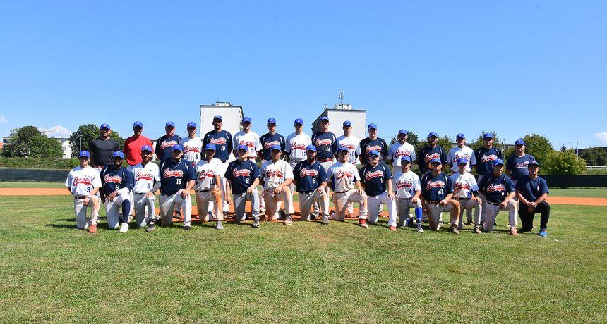 U Italiji počinje Europsko baseball prvenstvo - u reprezentaciji Hrvatske čak osam igrača karlovačke Olimpije