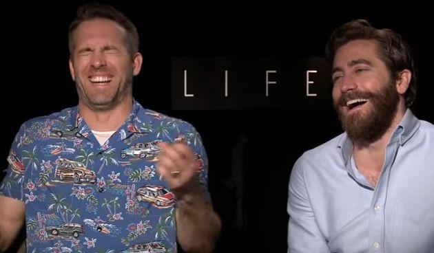 Ryan Reynolds i Jake Gyllenhaal