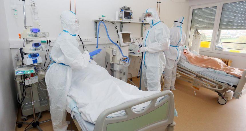 KORONA U Varaždinskoj županiji 159 novih slučajeva, u bolnici 124 osobe s težom kliničkom slikom, 18 na respiratoru