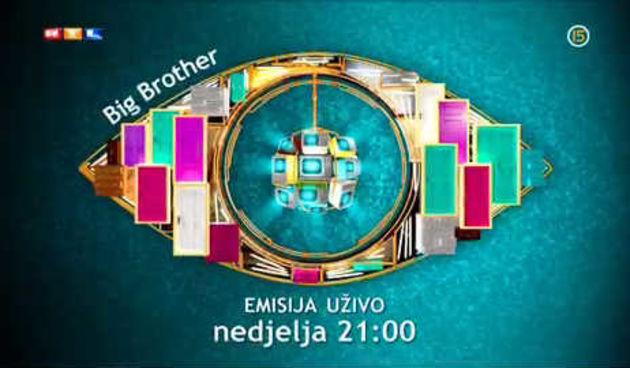 'Big Brother' emisija uživo u nedjelju, 18. ožujka u 21 sat na RTL-u (thumbnail)